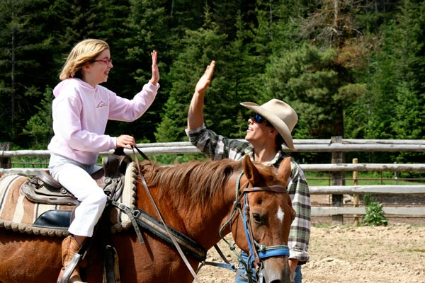 The Great Western Family Vacation | Bar W Guest Ranch